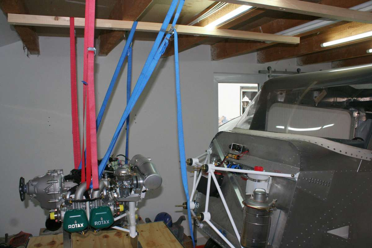 Mounting Engine