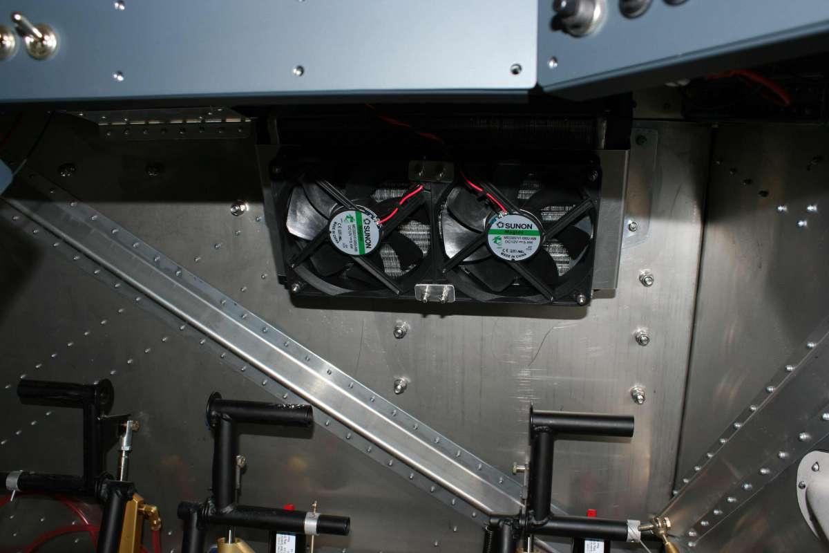 Cabin Heater Installation3