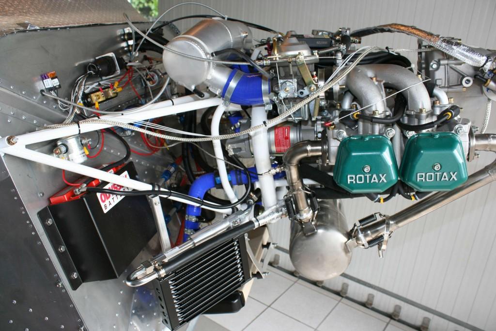 Oil cooler installation
