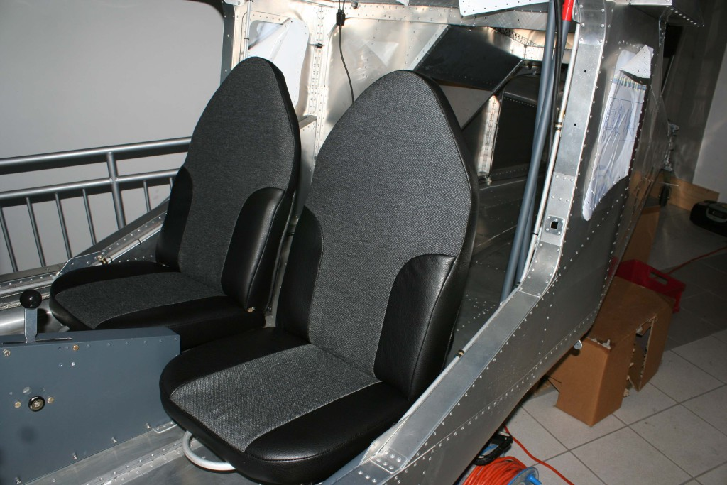 Upholstered Seats