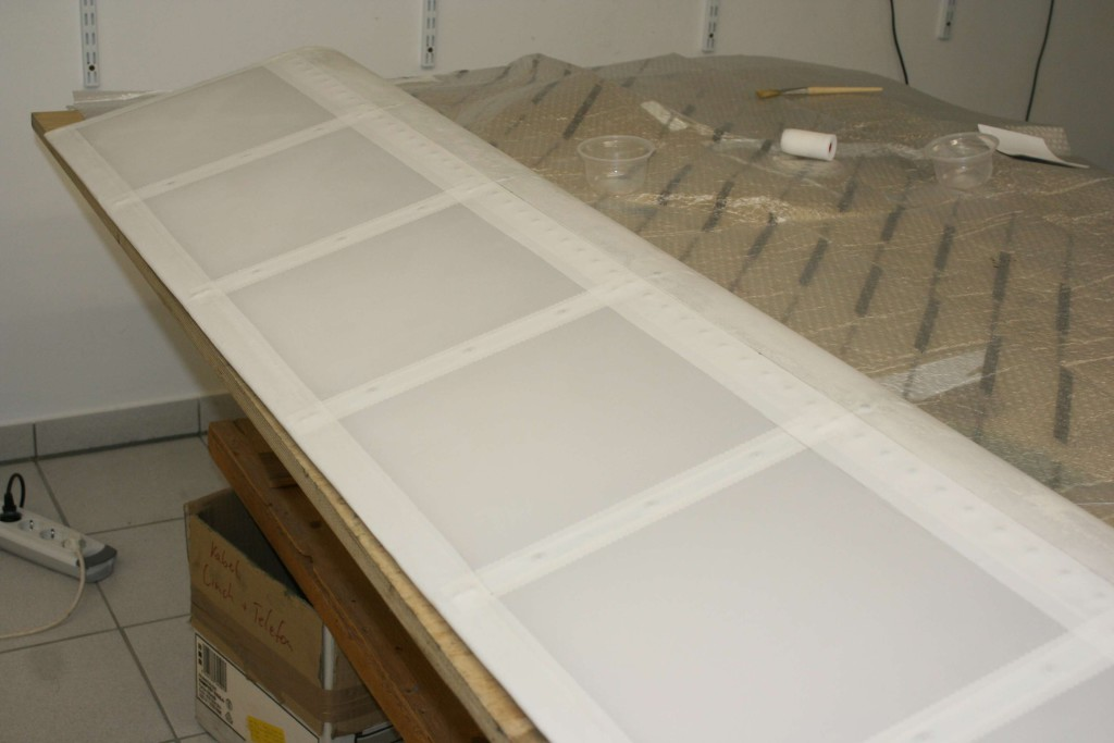 Aileron Covering